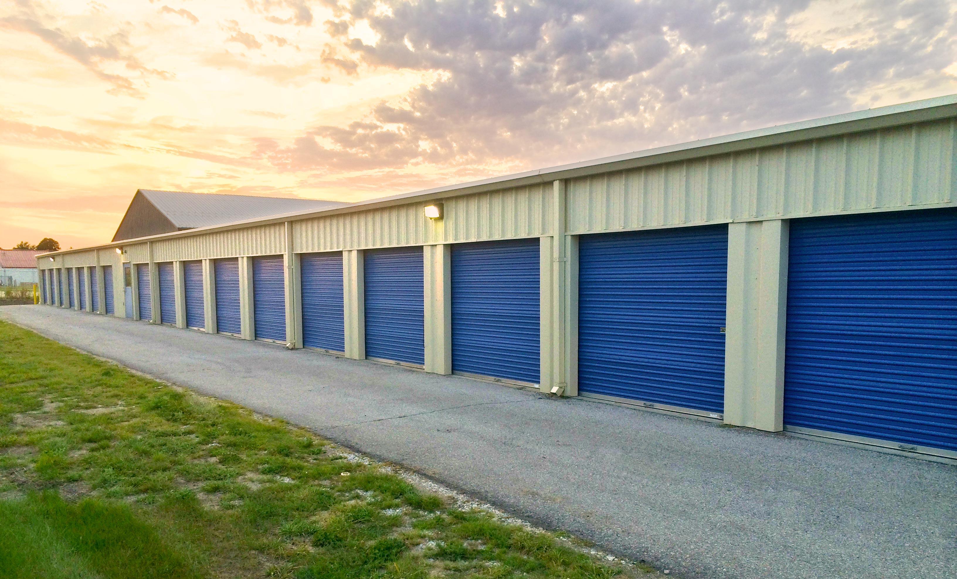 Cushman Drive Self Storage